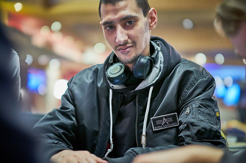 partypoker Grand Prix Austria 2018 CCC Simmering Mehsed Al Mousawi