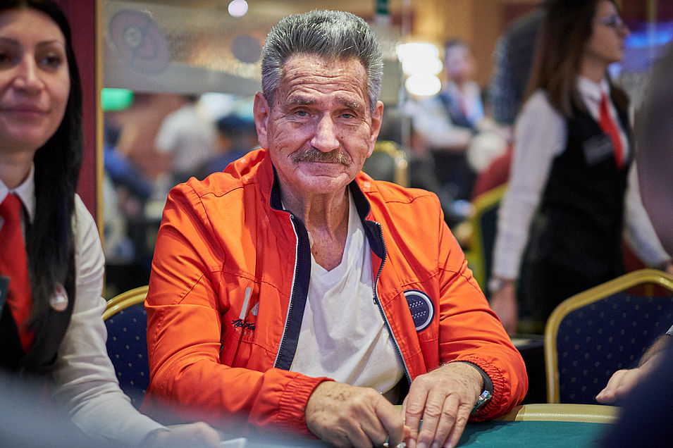 partypoker Grand Prix Austria 2018 CCC Simmering Helge Payer